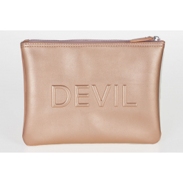 "POCHETTE PLATE ""ANGEL/DEVIL"""