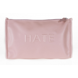"TROUSSE DE TOILETTE ""LOVE/HATE"""