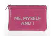 POCHETTE TROUSSE ME, MYSELF AND I